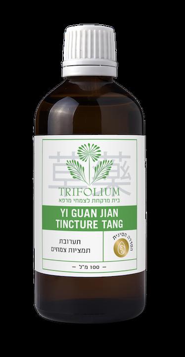 Yi Guan Jian Tincture-Tang