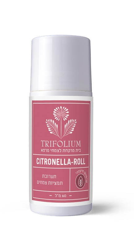 תכשיר נגד יתושים Citronella-Roll